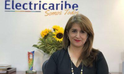 Agente Especial de Electricaribe, Ángela Patricia Rojas Combariza.