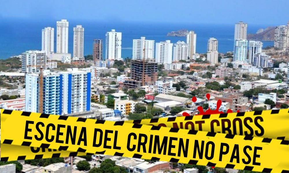 Santa Marta se ha convertido en el campo de guerra de las bandas criminales.