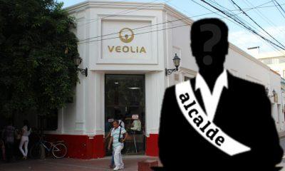 Alcaldía de Santa Marta, Política, Veolia
