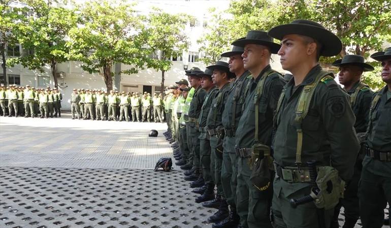 600 policías blindarán la Fiesta del Mar.