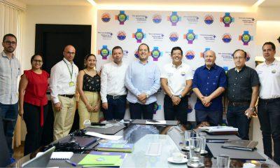 Directivos de Esta Casa de Estudios y de ACINPA desarrollaron un primer encuentro de trabajo como parte del convenio firmado entre ambas instituciones.