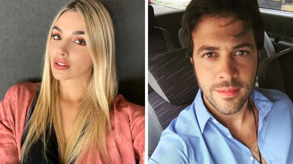 Melina Ramirez Tendria Una Relacion Con El Actor Juan Manuel Mendoza Santa Marta Al Dia