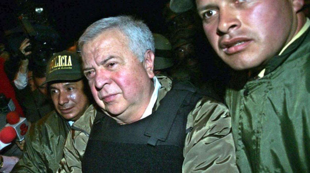 El capo Gilberto Rodríguez Orejuela. Foto: El Tiempo