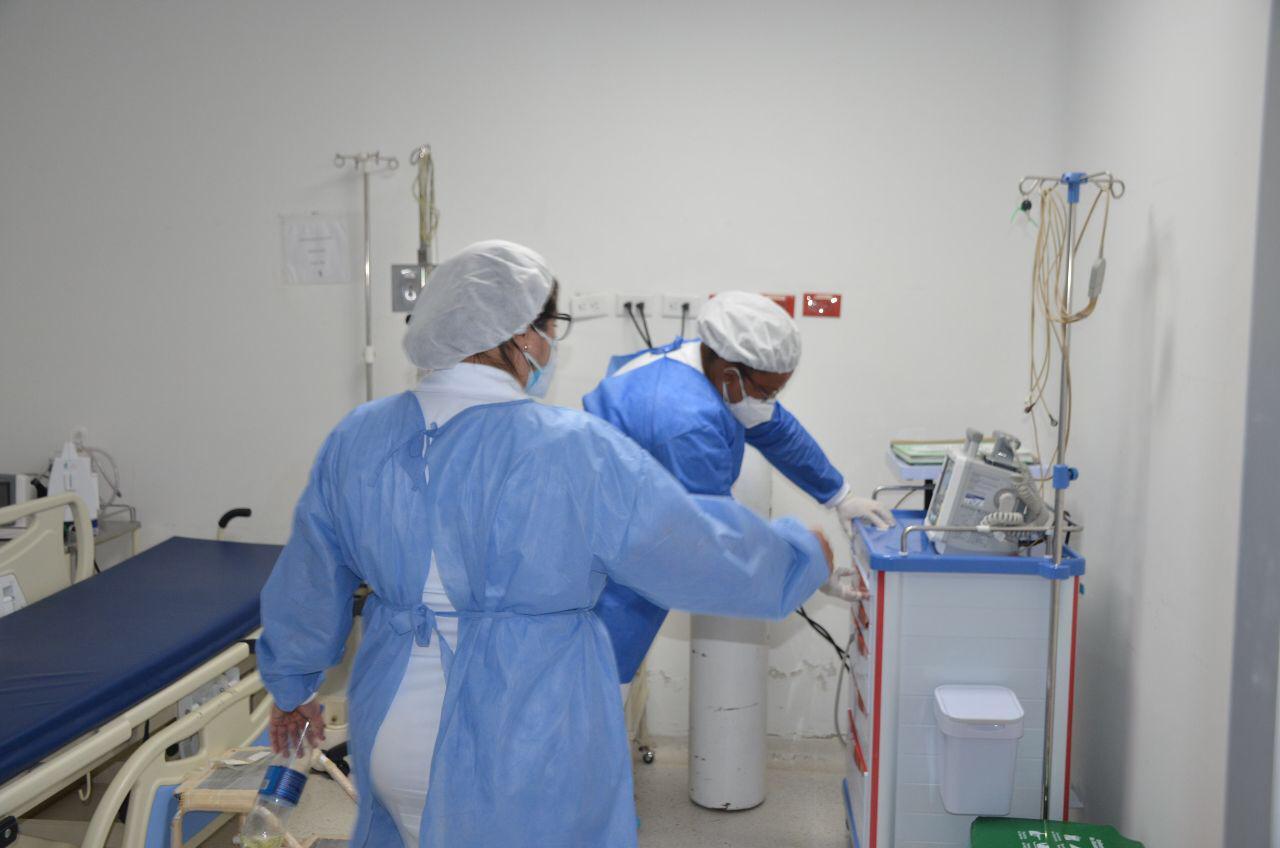 Alcaldía califica de deficiente la administración de la ESE a puestos de salud