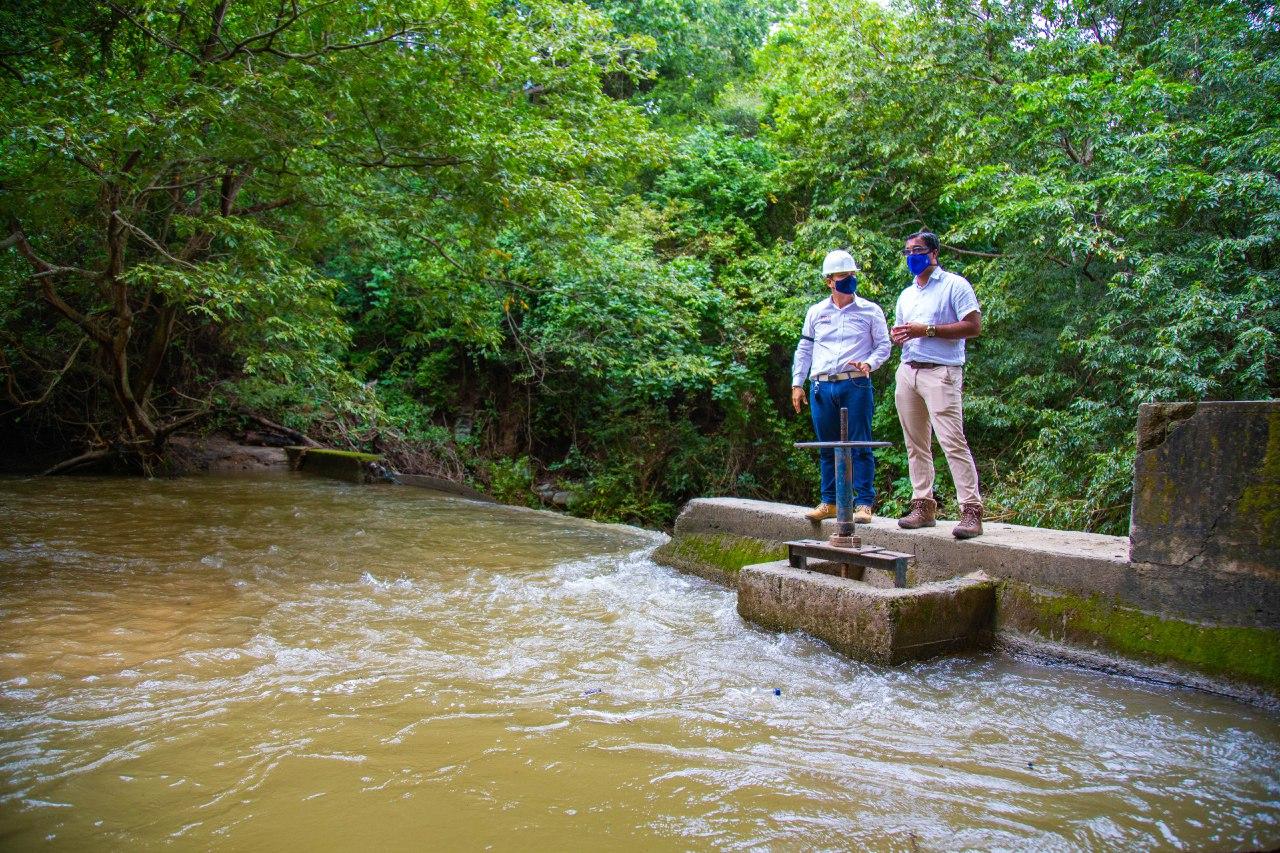 Ante la emergencia en río Piedra, entró en operación la antigua captación Matogiro