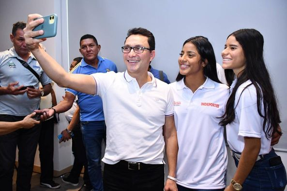 Gobernador del Magdalena denuncia mal proceder de la liga de patinaje con Kerstinck Sarmiento   Noticias de Buenaventura, Colombia y el Mundo