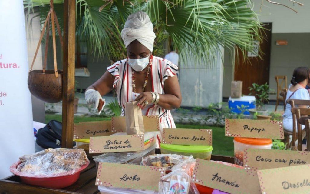 Muestras folclóricas, artesanías, dulces tradicionales acompañaron la I Feria Artesanal del Magdalena - Noticias de Colombia