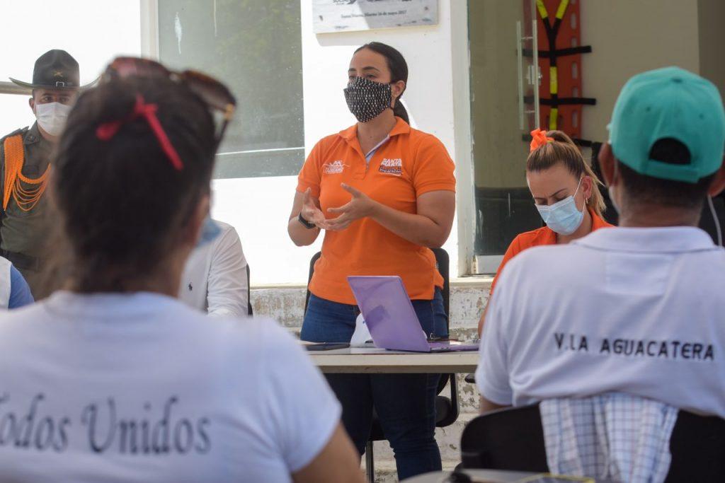 Distrito avanza en la implementación de proyectos productivos en la zona rural de Santa Marta - Noticias de Colombia