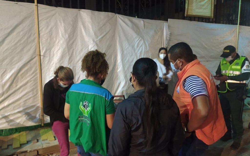 Autoridades logran rescatar a 20 menores que eran explotados con fines de mendicidad - Noticias de Colombia