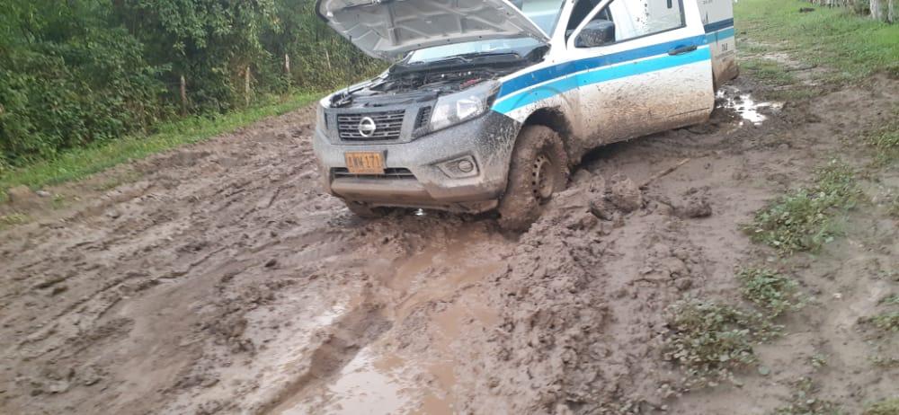Continúa la emergencia en Salamina; el río se llevó 10 metros más de tierra - Noticias de Colombia