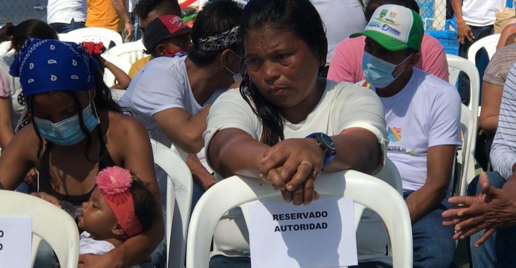 Tasajera revive el dolor con la conmemoración de un año de la tragedia - Noticias de Colombia