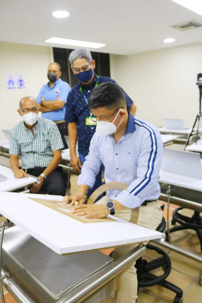 Unimagdalena tiene laboratorio de dibujo para Facultad de Ingeniería - Noticias de Colombia