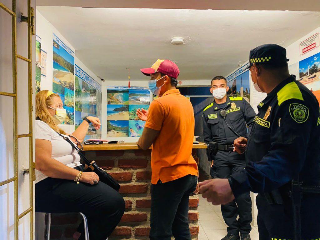 Alcaldía clausuró temporalmente una agencia de turismo en El Rodadero - Noticias de Colombia