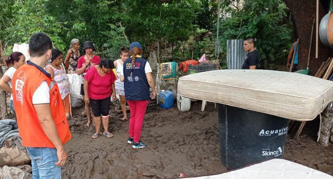 Lluvia presentada este jueves es catalogada como nivel 3 en emergencia - Noticias de Colombia