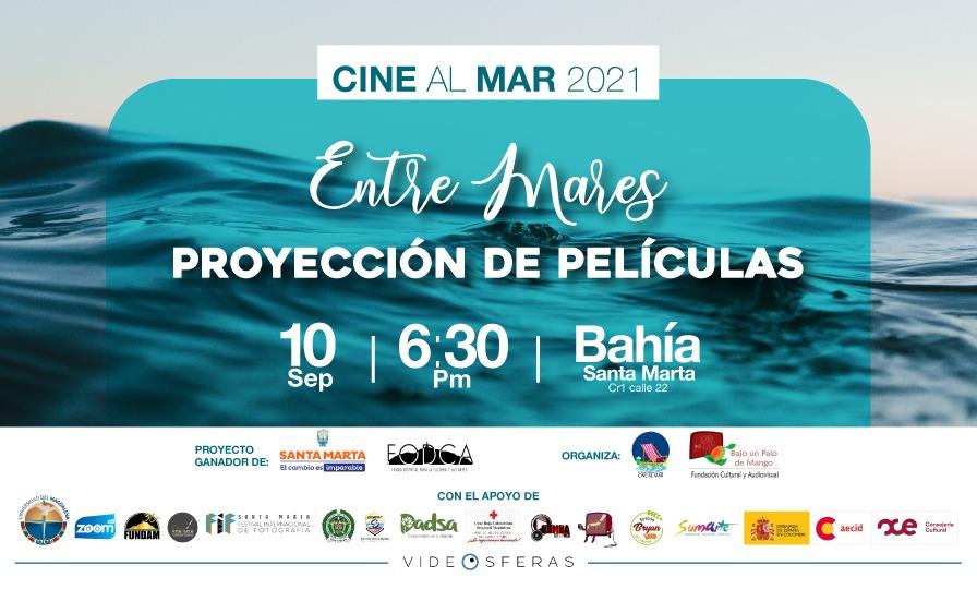 Este viernes, Santa Marta vivirá la tarde de cine más importante - Noticias de Colombia
